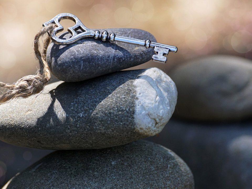 Der Schlüssel zur Gesundheit